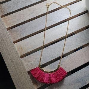 Stella & dot necklace.